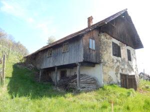 altes Ferienhaus Steiermark