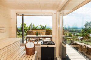Ferienhaus mit Sauna Steiermark